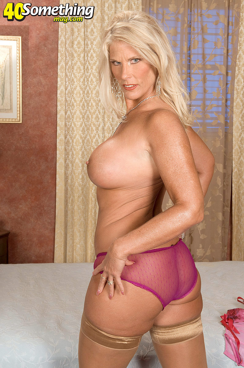 Blonde southern milf sorry