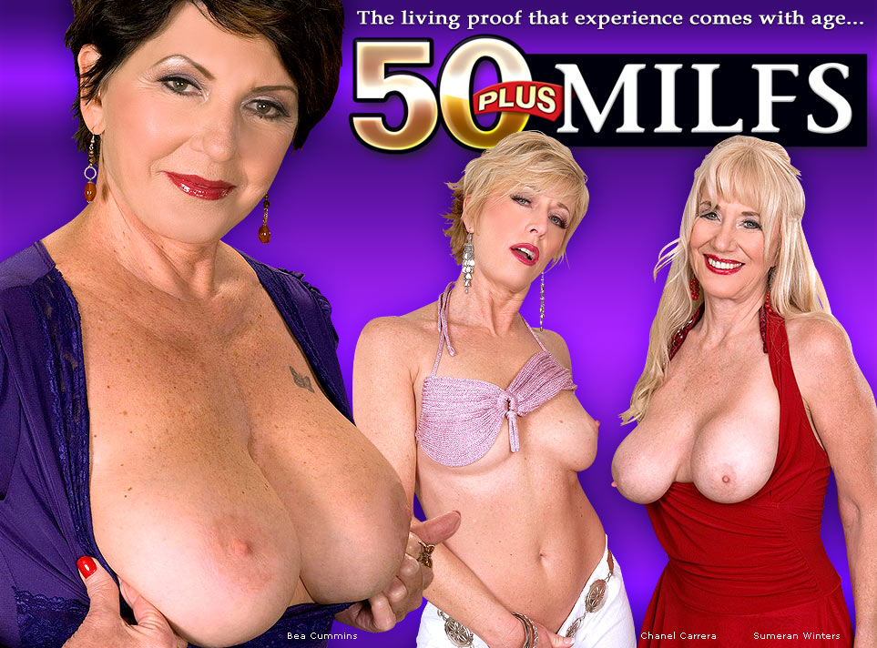 Enter 50 Plus MILFs