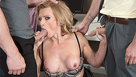Amanda Verhooks - XXX MILF video screenshot #1