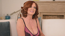Andi  James - Interview MILF video screenshot #1