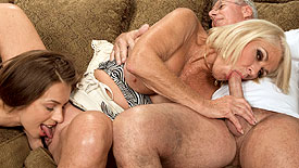 Georgette Parks And Friend Porn Tube 34