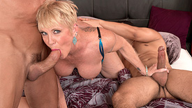 Agree, this 50 plus milfs honey ray your place
