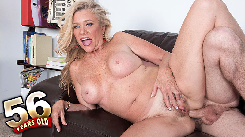 50 Plus MILFs - Lauren gags and gets ass-fucked - Lauren ...