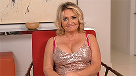 Daylynn Thomas - Interview MILF video screenshot #1