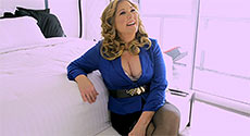 Texas Rose - Interview MILF video screenshot #1