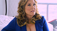 Texas Rose - Interview MILF video screenshot #3