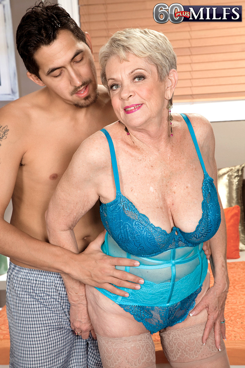 60 plus milfs - this time, a creampie - lin boyde and juan largo (43