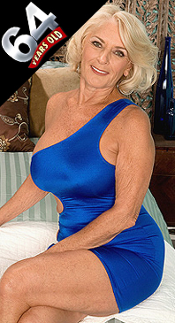 Georgette Parks - XXX Granny photos