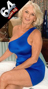Georgette Parks - XXX Granny photos