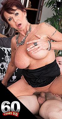 Gina Milano - XXX Granny photos