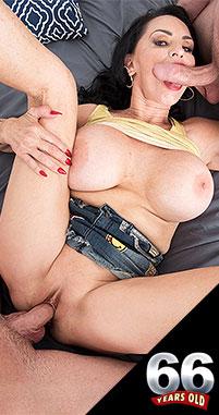 Rita Daniels - XXX Granny photos