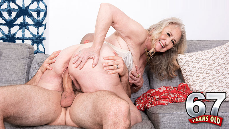 Blair Angeles - XXX Granny video