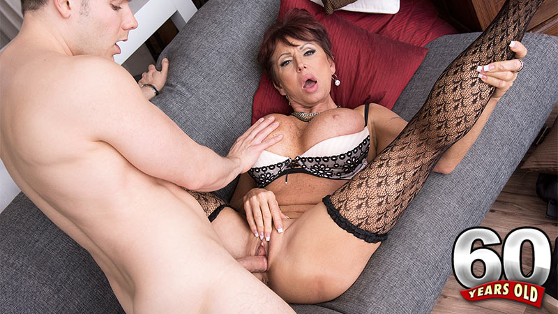 Codey Steele - XXX Granny video