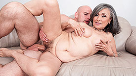 Kokie Del Coco - XXX Granny video screenshot 3
