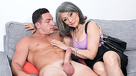 Kokie Del Coco - XXX Granny video screenshot 1