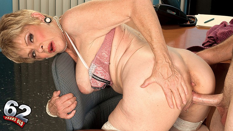 Lin Boyde - XXX Granny video