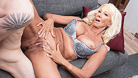 Madison Milstar - XXX Granny video screenshot 3