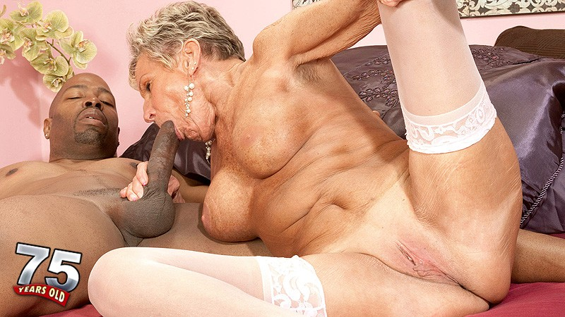 Sandra Ann - XXX Granny video