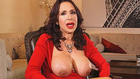 Lisa Marie Heart - Interview Granny video screenshot 3