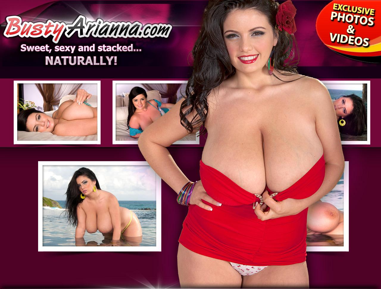 big tit Arianna Sinn