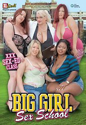 BIG GIRL SEX SCHOOL DVD cover image