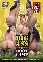 BIG ASS BOOT CAMP DVD cover image