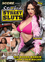 STACKED STREET SLUTS DVD preview image #1