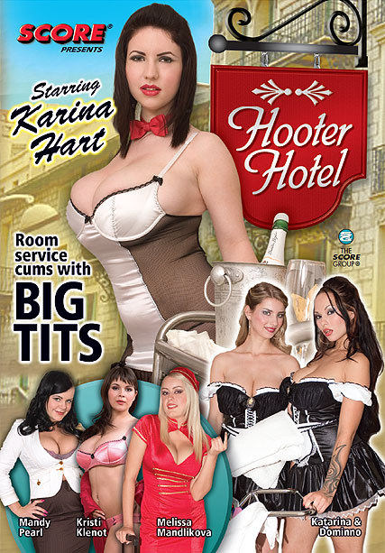 HOOTER HOTEL DVD cover image