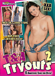 T&A TRYOUTS 2 DVD preview image #1