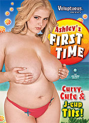 ASHLEY'S FIRST TIME DVD preview image #1