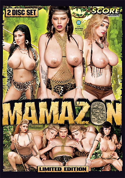 MAMAZON DVD cover image