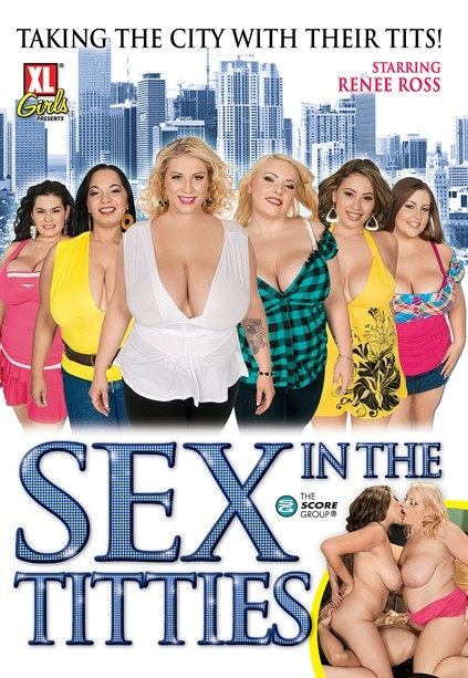 SEX IN THE TITTIES DVD cover image
