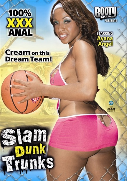 SLAM DUNK TRUNKS DVD cover image