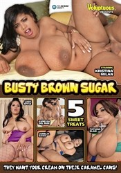 BUSTY BROWN SUGAR DVD preview image #1