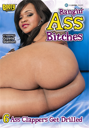 BANGIN' ASS BITCHES DVD preview image #1
