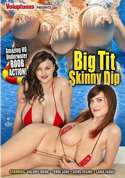 big boobs skinny dipping