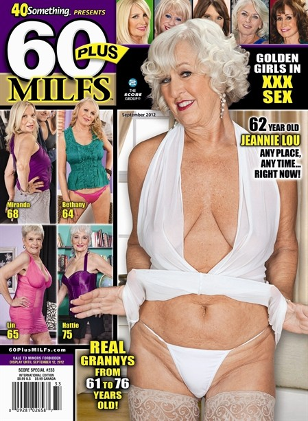40plus magazine adult