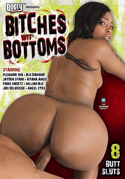 BITCHES WIT' BOTTOMS DVD cover image