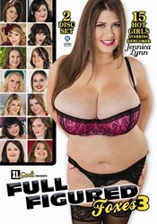 FULL FIGURED FOXES 3 DVD preview image #1