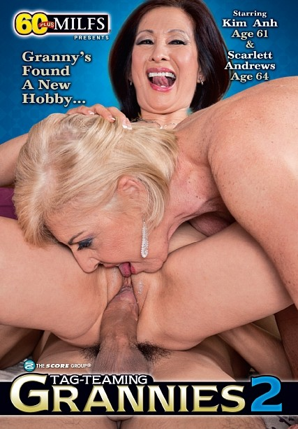 TAG TEAMING GRANNIES 2 DVD cover image