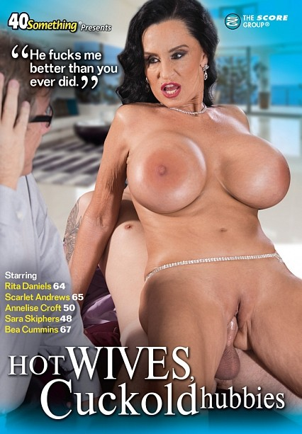 HOT WIVES, CUCKOLD HUBBIES DVD cover image