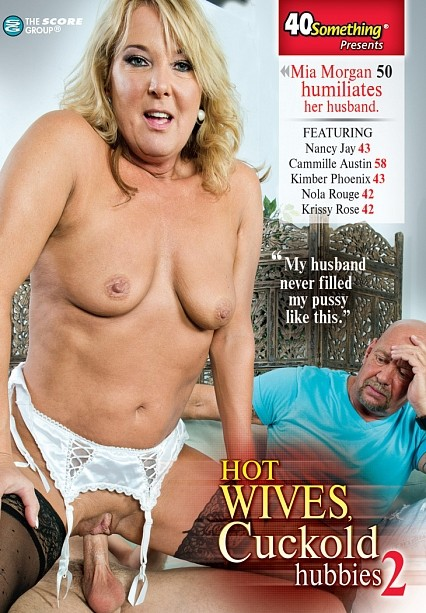 HOT WIVES, CUCKOLD HUBBIES 2 DVD cover image