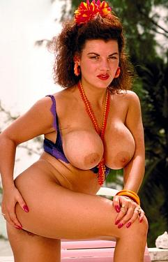 Angel Bust -  Big Tits model