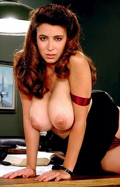 Christy Canyon -  Big Tits model