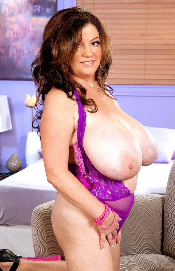 Diane Poppos -  Big Tits model