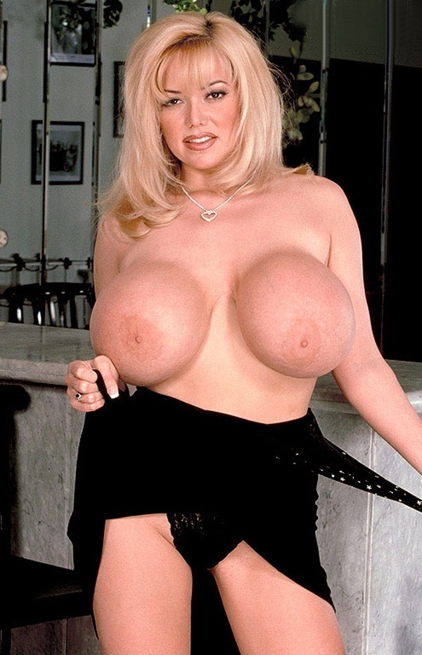 Traci Topps -  Big Tits model