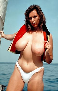 Jeannine Oldfield -  Big Tits model