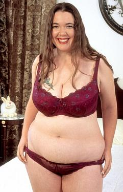 Katherine James -  BBW model