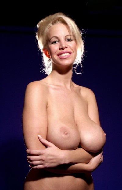 Rebecca Pauline -  Big Tits model