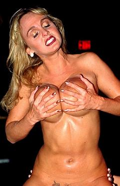 Leslie Wells -  Big Tits model